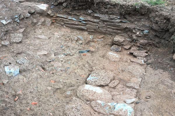21/09/16 - Un chantier révèle les traces d'un village daté du IIème siècle sur la commune de Furiani (Haute-Corse)