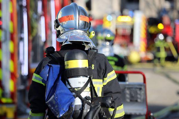 L'incendie s'est déclaré dans la nuit du 6 au 7 janvier
