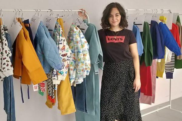 Joy Fleutot va ouvrir une boutique unisexe pour les enfants