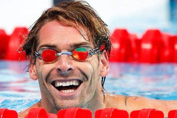 Camille Lacourt offre une quatrième médaille d'or à la France dans ces mondiaux de natation 2015 à Kazan en Russie.