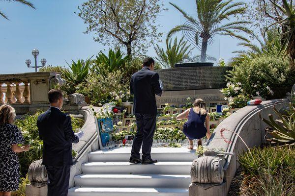 La cérémonie de recueillement sera sobre le 14 juillet 2020 à la villa Masséna à Nice.