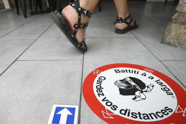 L'annonce de la prolongation intervient alors que le secteur touristique corse accuse le coup de la crise sanitaire.