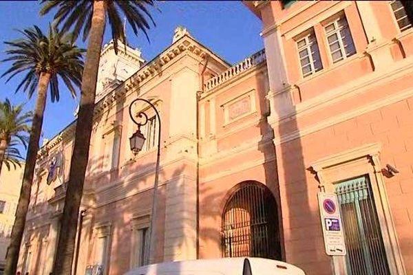 La mairie d'Ajaccio (Archives)