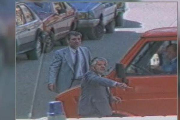 Ajaccio, 7 juin 1984