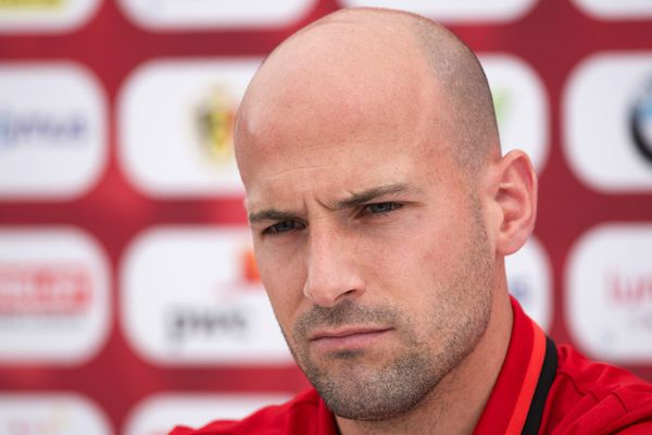 Laurent Ciman, en 2016.