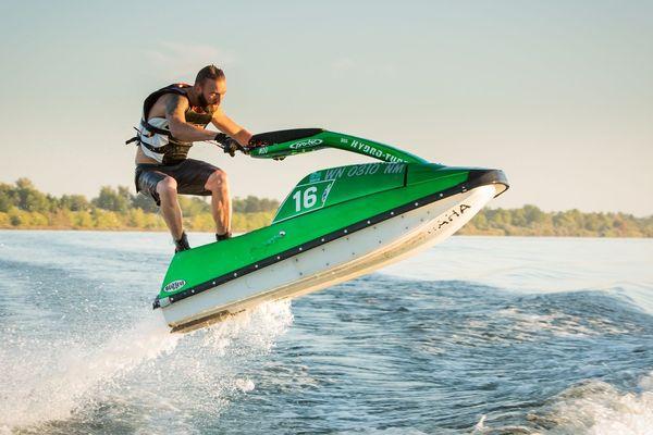 Nouveaux contrôles au Bassin d'Arcachon le week-end dernier, principalement à destination des jet-skis.