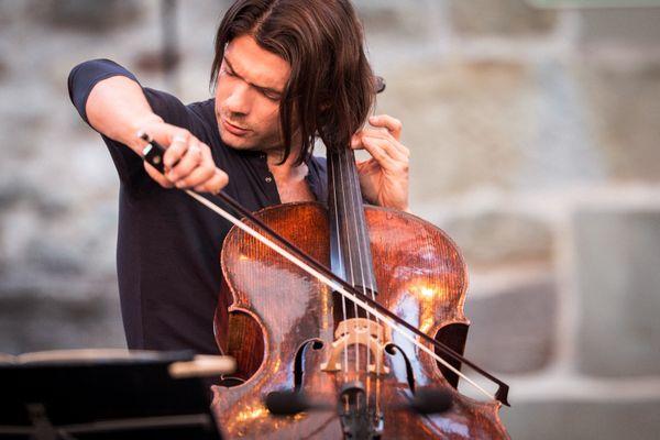 Le violoncelliste Gautier Capuçon