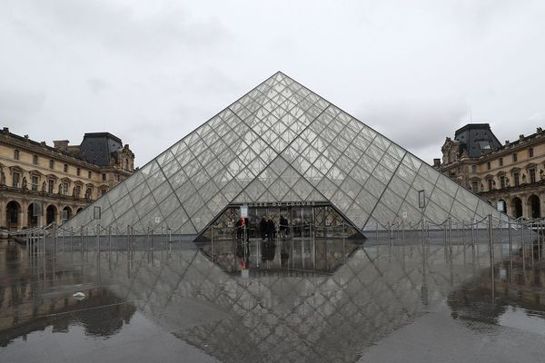 Ce lundi 2 mars, le musée du Louvre reste fermé.