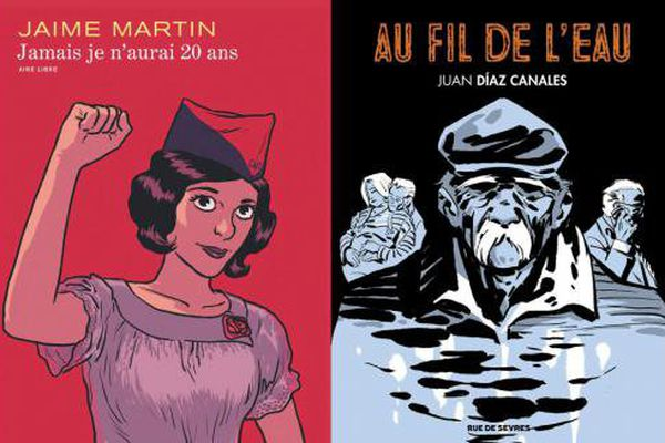La jeunesse de 1936, la vieillesse de 2016 : l'Espagne de Jaime Martin et Juan Diaz Canales (JAIME MARTIN, DUPUIS / JUAN DIAZ CANALES, RUE DE SEVRES)