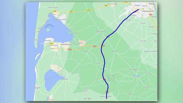 Plusieurs scénarios sont à l'étude pour rendre plus fluide cette portion de l'autoroute A63 en Gironde.