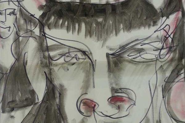 L'autoportrait de Claude Nougaro