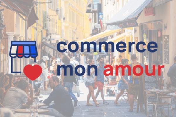 """L'application """"Nos commerces"""" permet aux clients d'apporter un soutien financier aux commerces qu'ils affectionnent."""