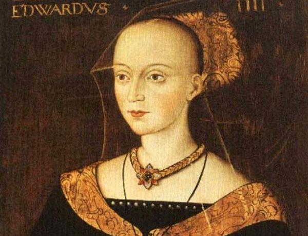 Elizabeth Woodville, épouse d'Edouard IV, une reine séduisante et intrigante.