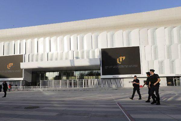 La U Arena, à Nanterre.