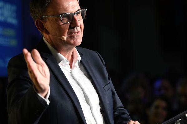 David Kimelfeld, candidat à la présidence de la Métropole de Lyon en mars 2020