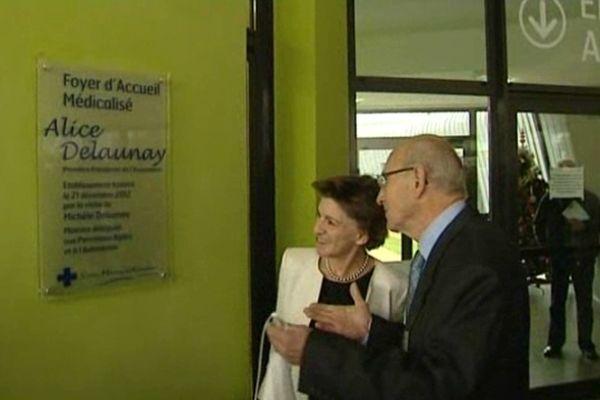 Alice Delaunay était la co-fondatrice à Clermont-Ferrand de la Croix Marine, une association consacrée aux soins psychiatriques