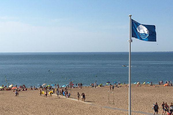 Le label Pavillon Bleu valorise les actions menées par les communes en faveur de l'environnement.