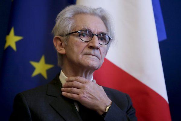 Jean-Paul Chanteguet, candidat à la mairie du Blanc, en 2014