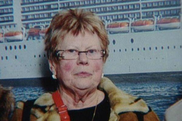 Huguette Dupeu, victime de l'attentat du Bardo à Tunis.