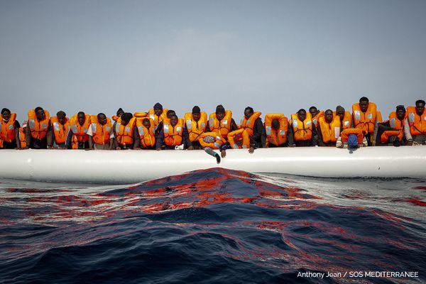 Depuis 2016, SOS Méditérranée a sauvé plus de 32 000 naufragés.