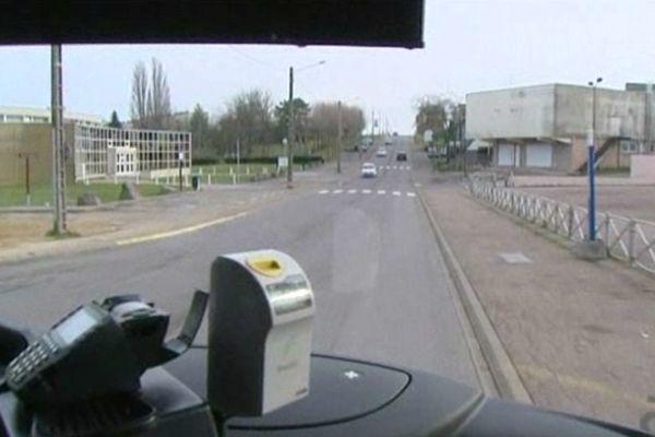 Bus en Moselle