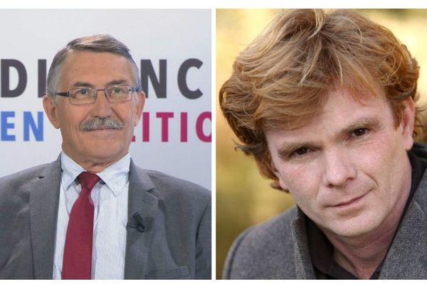 Michel Chassier FN et Marc Fesneau LREM qualifiés pour le 2d tour des élections législatives dans la 1ère circo du Loir et Cher