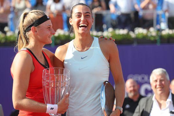 En 2019, la Française Caroline Garcia s'était inclinée en finale des IS. Elle retentera sa chance en 2021, en compagnie de ses coéquipières de l'équipe de France de Fed Cup, toutes présentes.