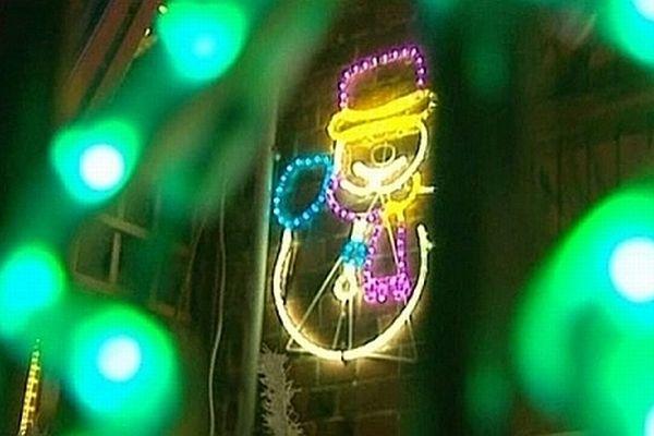 Les décorations de Noël sont particulièrement prisées
