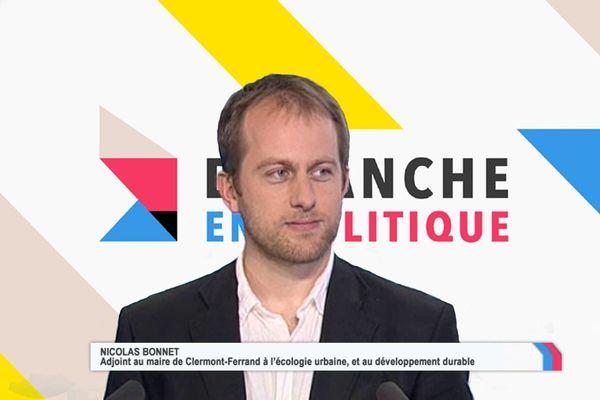 Nicolas Bonnet est l'invité de Dimanche en Politique, dimanche 30 octobre à 11h30.