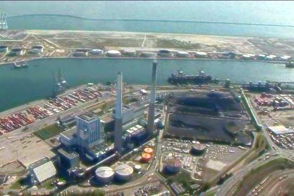 La centrale thermique du Havre d'EDF a investi près de 200 millions d'euros  pour des travaux