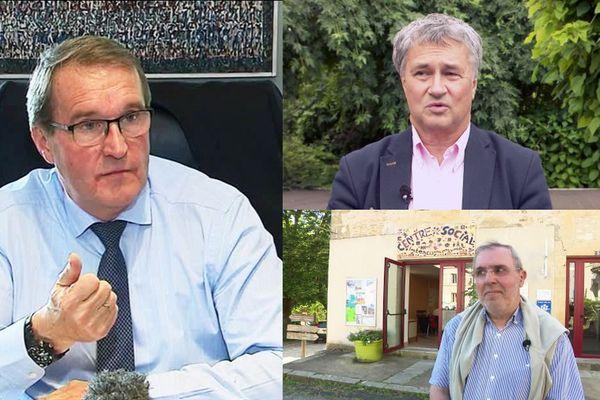 Face à Germinal Peiro et une majorité Gauche PS confortable, quelle opposition pourrait être portée par le groupe Renouveau-Dordogne-Centre de Thierry Cipierre ou Les Républicains de Dominique Bousquet