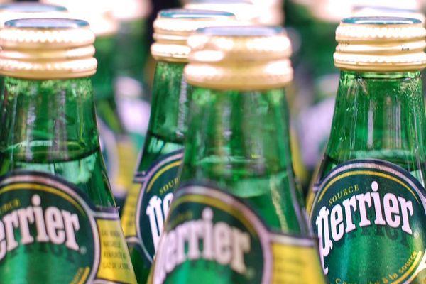 768 millions de bouteilles Perrier ont été vendues en 2016 à l'international.