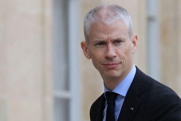 Franck Riester (LDVC), ministre de la Culture, a été réélu dès le 1er tour avec 59,85% des voix.