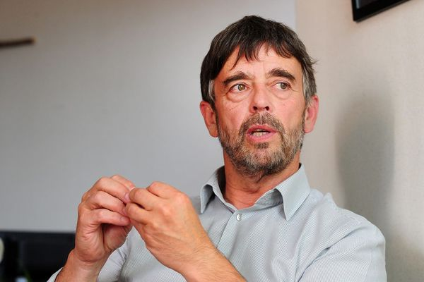 Le maire écologiste de Grande-Synthe (Nord), Damien Carême, a été désigné numéro 3 de la liste EELV aux élections européennes.
