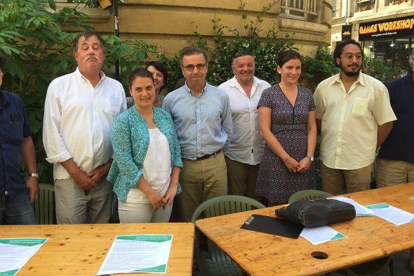 Pierre Hurmic, élu EELV de Bordeaux, et son équipe lance un appel pour constituer une liste pour le climat, l'écologie, les solidarités.