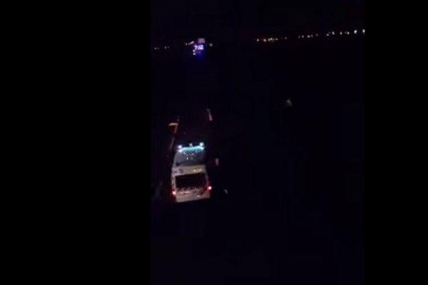 """Deux vidéos publiées mi décembre sur internet par """"les Calaisiens en colère"""" laissent entendre des propos haineux à l'égard des migrants de Calais"""