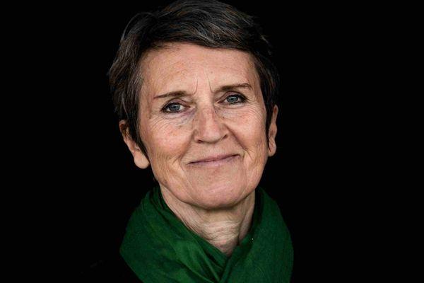 La candidate EELV aux élections régionales de 2021 en Auvergne Rhône-Alpes Fabienne Grébert