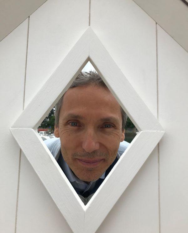 Laurent Gounelle, romancier vannetais