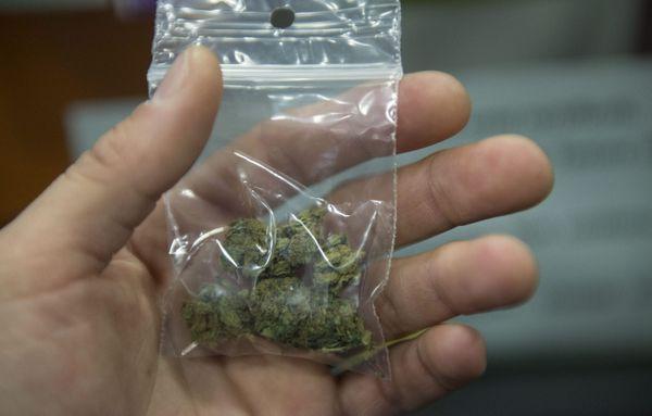 En l'espace de deux semaines, le tarif du gramme de cannabis a augmenté de 25%.