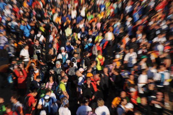 La population Corse a augmenté de 11,9% entre 2007 et 2017.