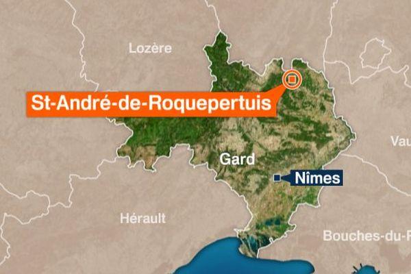 Saint-André-de-Roquepertuis (Gard)
