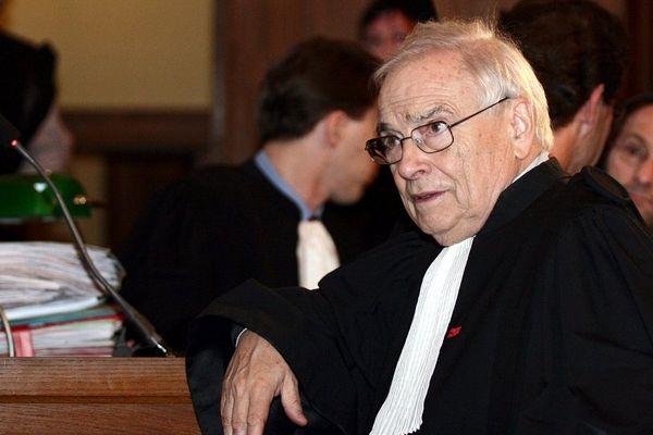 Me Henri Leclerc, avocat de DSK au procès Carlton