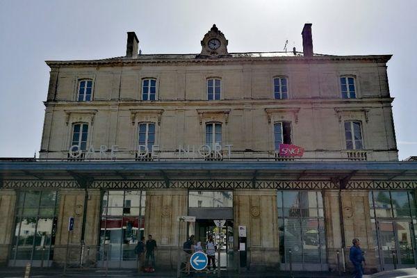 Gare de Niort.