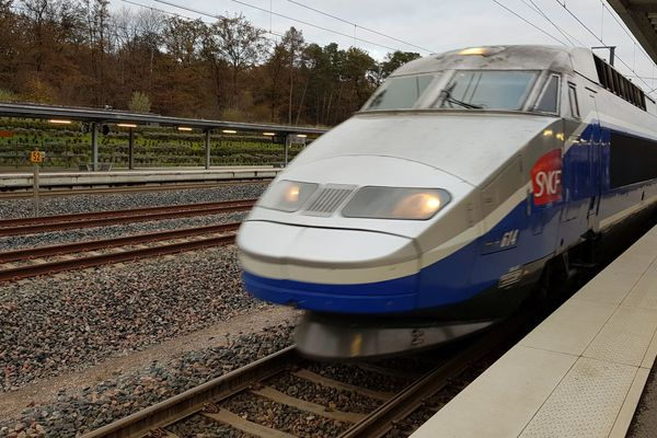 Un peu plus de trains le mercredi 8 janvier que les semaines précédentes, mais le trafic reste perturbé en Bourgogne-Franche-Comté comme dans toute la France.