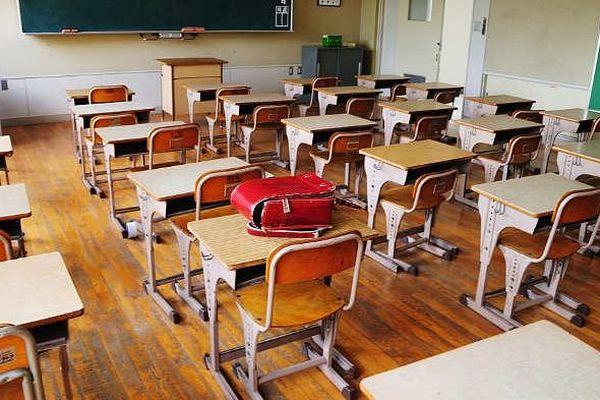 L'école Buisson-Molière est située place de la liberté à Tours