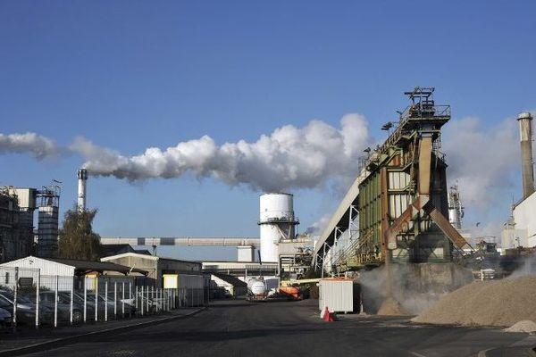La raffinerie Tereos de Lillers (Nord).