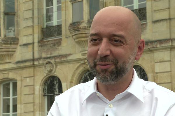 Gérard Lopez, homme d'affaires hispanico-luxembourgeois, est le nouveau propriétaire de Bordeaux.