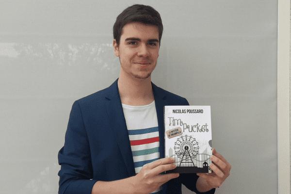 Le jeune Amiénois de 24 ans a commencé l'écriture de son roman alors qu'il était encore adolescent.