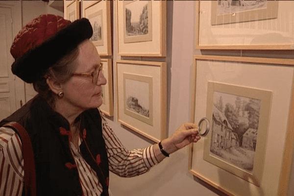 Après une première exposition aux archives départementales de la Manche, le travail de Joseph Le Dieu était présenté pour la première fois jeudi soir à Paris
