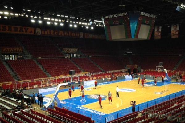 L'Abdi Ipekçi Arena d'Istanbul
